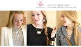 One Necklace, 3 Ways: Marxen